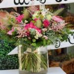 цветы в английском стиле