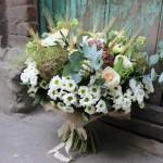 Цветы в стиле Рустик