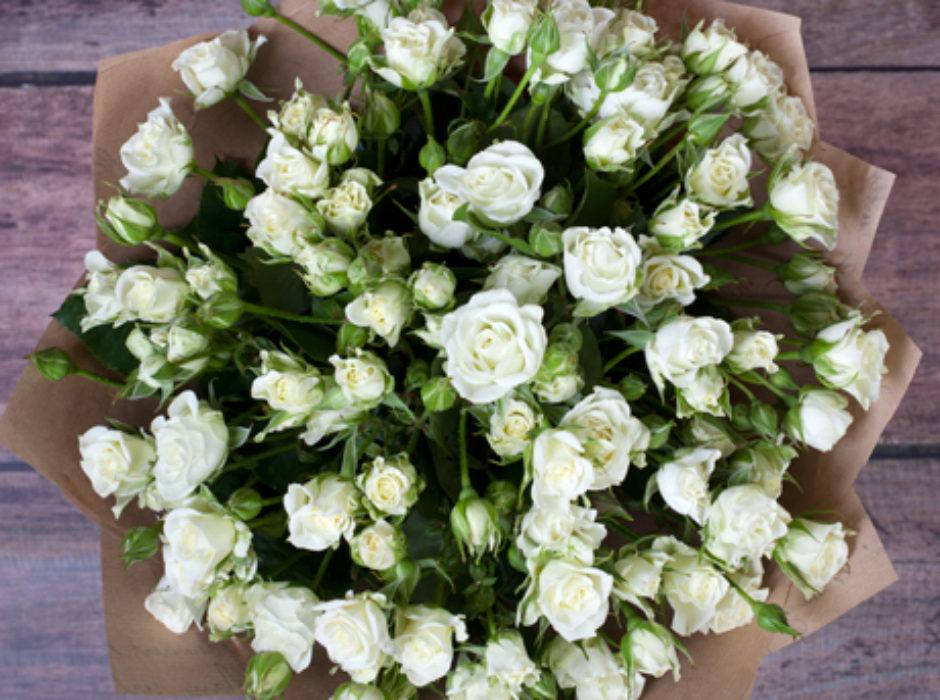 25 белых кустовых (2)